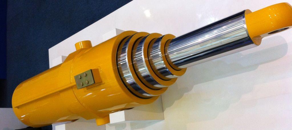 Hydraulic Dump Cylinders : Hydraulic cylinders manufacturer repair