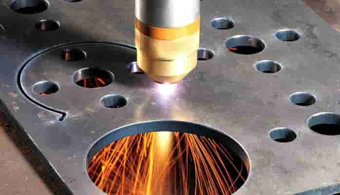 Plasma & Water Jet CNC Cutting